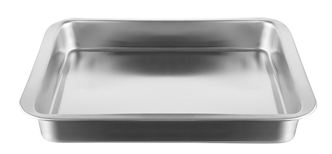 Ταψί Ορθογώνιο Ανοξείδωτο TITANIUM 41Χ33cm (297Β)