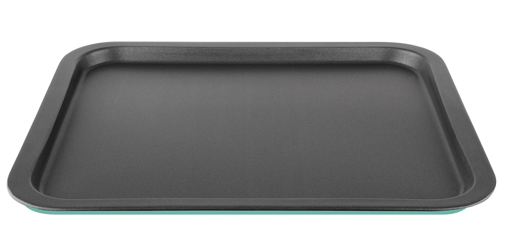 Ταψί Ζαχαροπλαστικής Ορθογώνιο Αντικολλητικό COLORS 43Χ37cm (800Α)